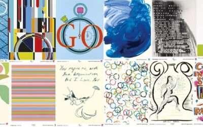 12 Posters oficiales de las Olimpiadas de Londres 2012