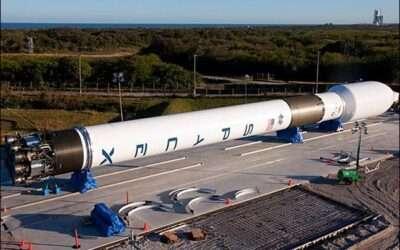 Primera Misión Comercial en el Espacio