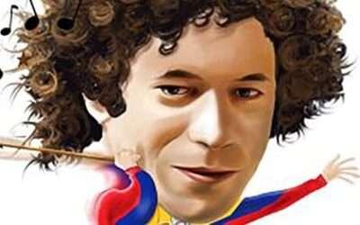 Olimpiadas 2012: Dudamel y la Sinfónica
