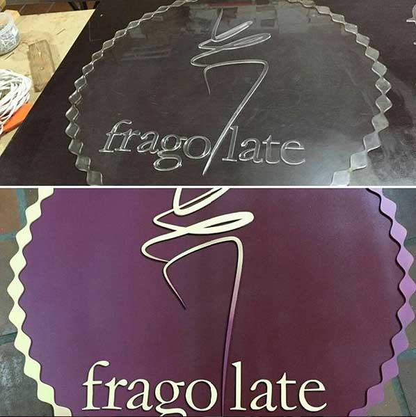 Fragolate Logo