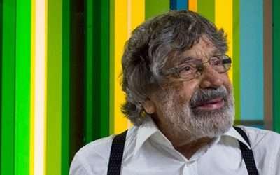Muere a los 95 años Carlos Cruz-Diez, maestro del Op Art y del color