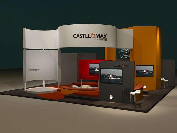 Castillomax · World Petroleum Congress 2015. Proyecto para Grupo BG de Eventos