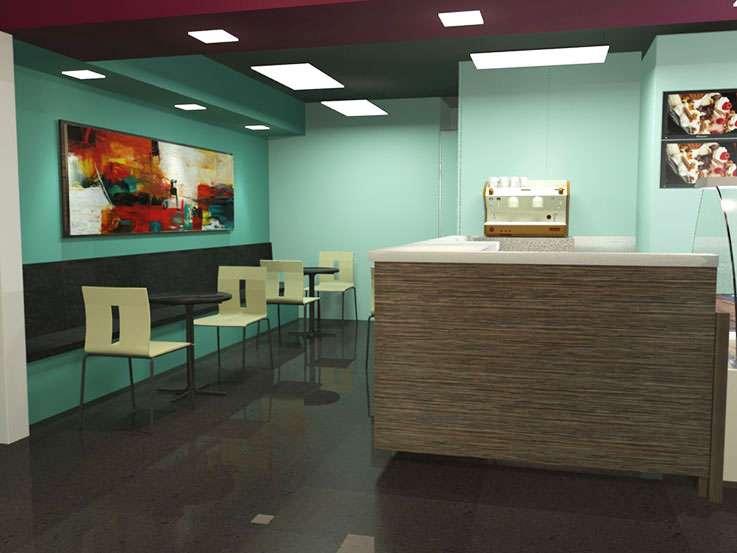Fragolate. Local Centro Comercial Metrocenter