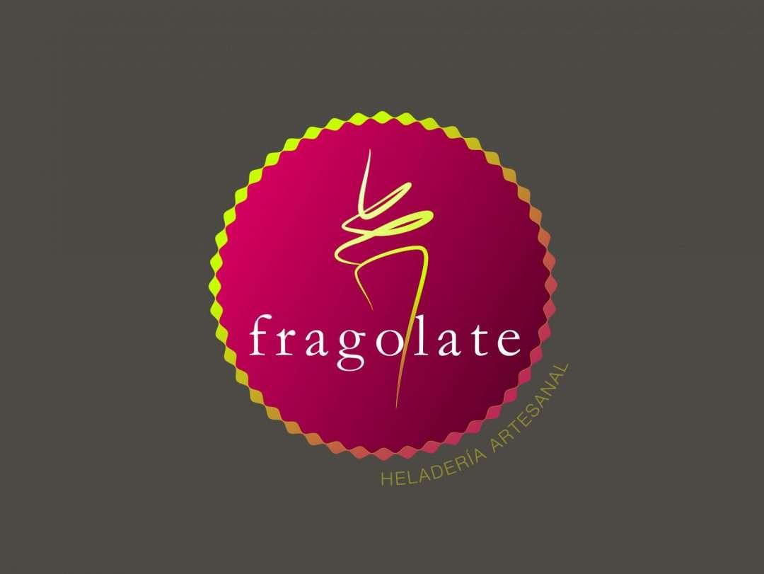 Fragolate. Logo