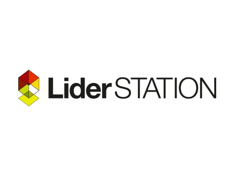 LiderStation. Logo