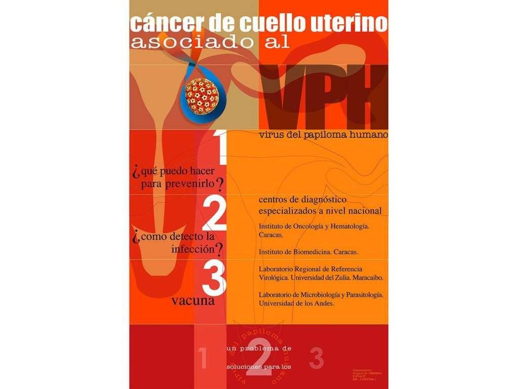 VPH. Afiche