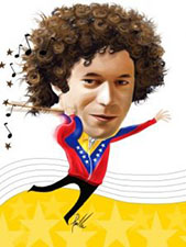 Dudamel y la Sinfónica